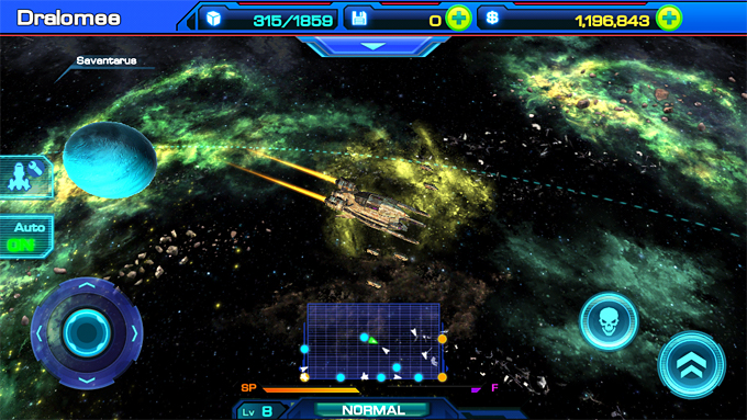 لعبة حرب الفضاء Galactic Phantasy Prelude V1.7.9 Moonfish_Software_GP